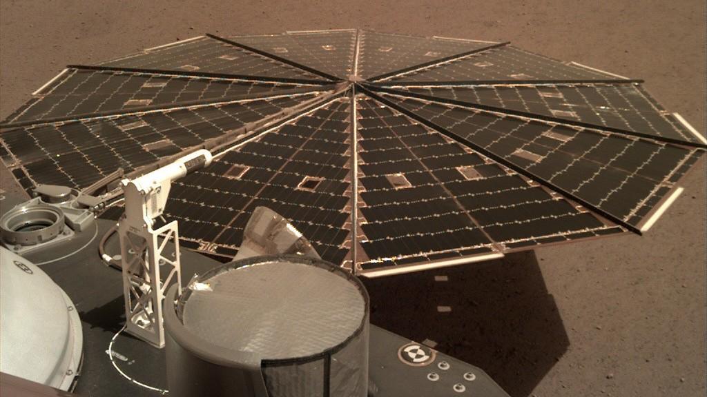 Ese es el sonido del viento retumbando en Marte: el conocimiento