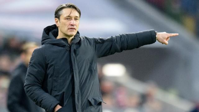 Niko Kovac beim Spiel des FC Bayern gegen den 1.FC Nürnberg