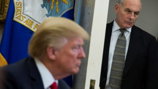 Trump says chief of staff John Kelly leaving at year's end
