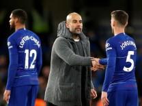 Premier League - Chelsea v Manchester City