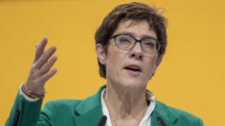***BESTPIX*** CDU Holds Federal Party Congress To Elect Successor To Angela Merkel