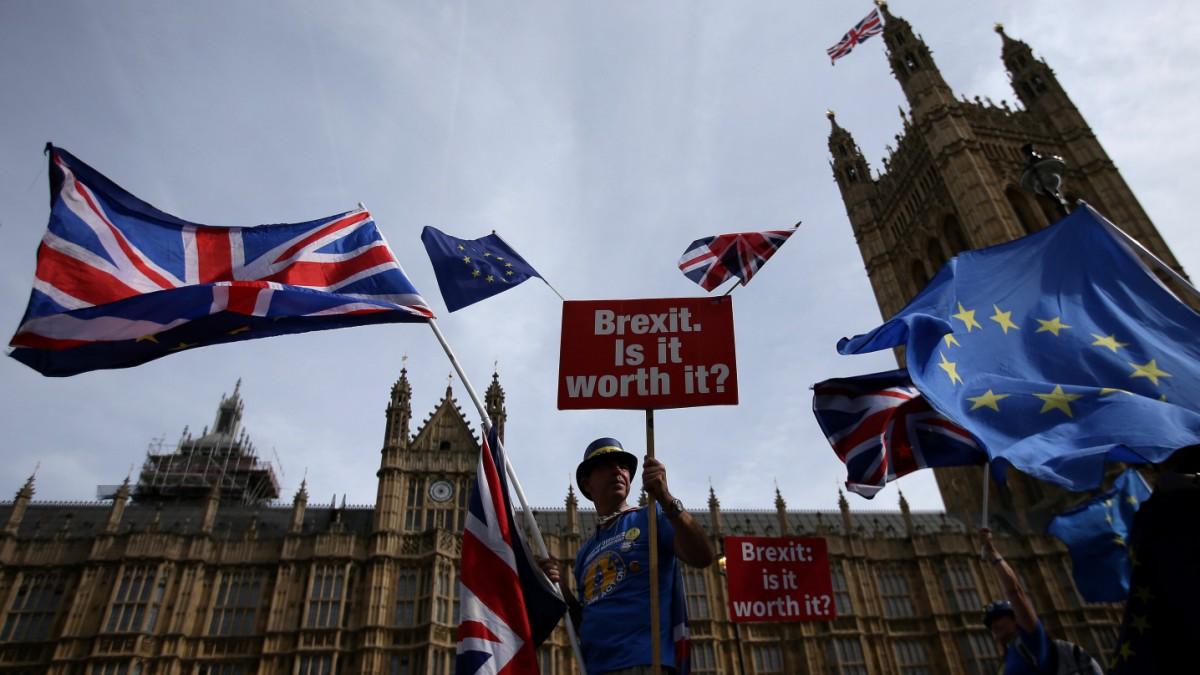 London fragt sich verzweifelt: Was nun?