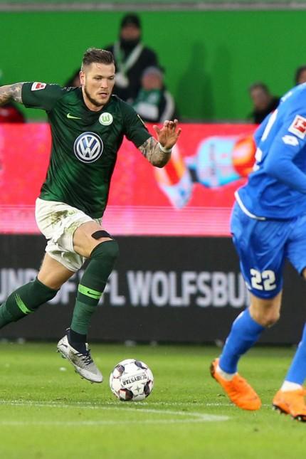 VfL vs Hoffenheim 1 BL Wolfsburg 08 12 2018 FUßBALL VfL Wolfsburg vs TSG 1899 Hoffenheim 1 B
