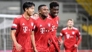 v li Wooyeong Jeong Bayern München FCB 7 Franck Evina Bayern München FCB 9 Kwasi Okyere W