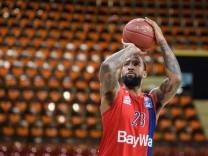 FC Bayern Basketball mit Neuzugang Derrick Williams