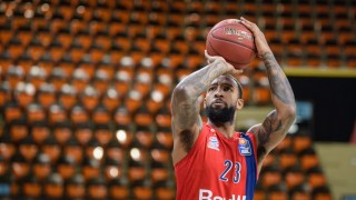 FC Bayern Basketball mit Neuzugang Derrick Williams