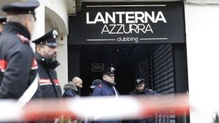 Unglück und Unfall Italien