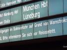 Nichts geht mehr:Warnstreiks legen Zugverkehr lahm (Vorschaubild)