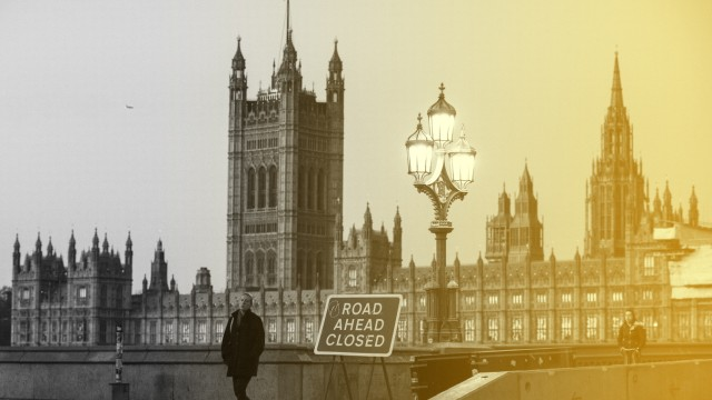Parliamentarians Begin The Brexit Agreement Debate Ahead Of The Meaningful Vote