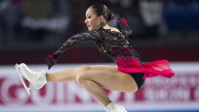 Eiskunstlauf: Grand Prix
