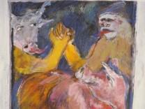 Ein Eigener sein - Leben und Werk des Heinz Braun (1938-1986) Museum Fürstenfeldbruck - Ausstellung  22. November 2018 bis 28. April 2019