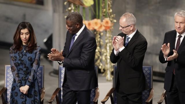 Friedensnobelpreis Friedensnobelpreis