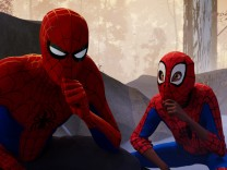 Kinostart - 'Spider-Man: A New Universe'