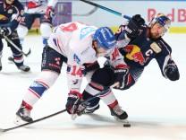 Ice hockey Eishockey DEL RB Muenchen vs Mannheim MUENCHEN GERMANY 09 DEC 18 ICE HOCKEY DEL; Eishockey