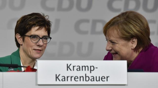 Annegret Kramp-Karrenbauer Annegret Kramp-Karrenbauer