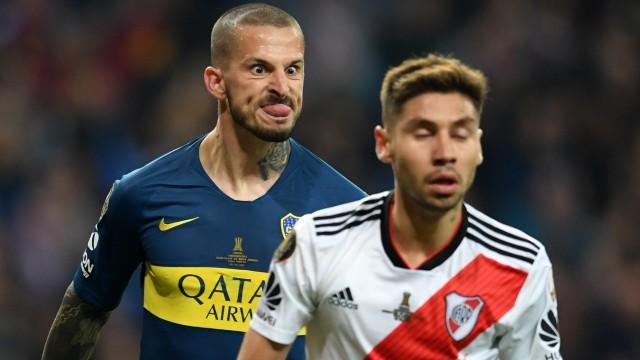 *** BESTPIX *** River Plate v Boca Juniors - Copa CONMEBOL Libertadores 2018