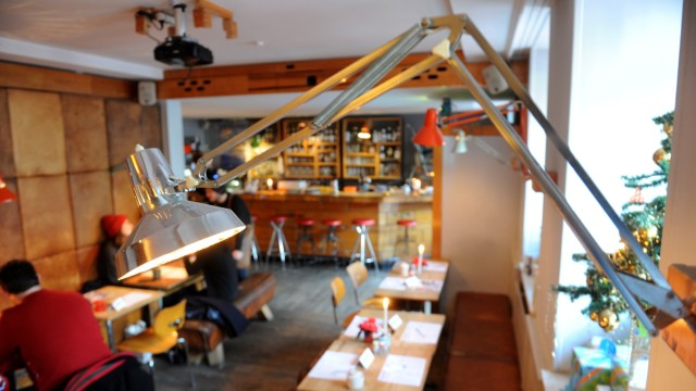 Cafés in München München '72