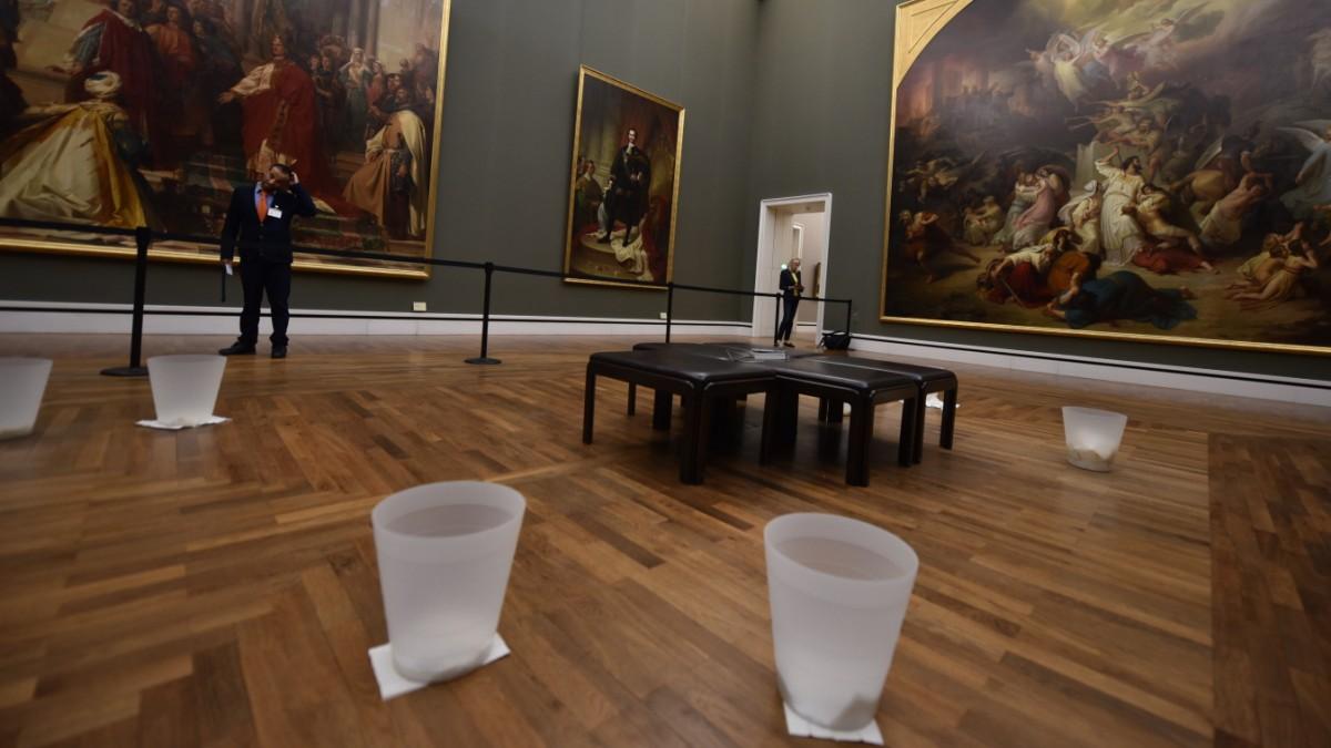 Neue Pinakothek wird mindestens sechs Jahre geschlossen
