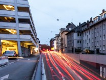 Abgasbelastung in Darmstadt