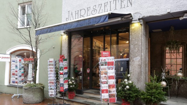Freising Viel Raum zum Stöbern