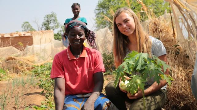 Bildung in Bayern Projekt in Burkina Faso