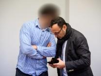 Auftakt im Terror-Prozess gegen einen 28-Jährigen