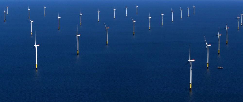 Der weltweit größte Offshore-Windpark