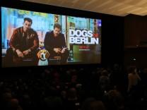 'Dogs of Berlin' Premiere In Berlin