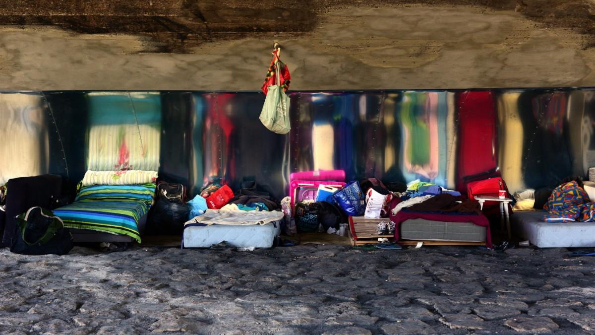 Obdachlosigkeit In München Leben Unter Der Brücke München