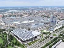 Wirtschaft in München: BMW baut Stammwerk für E-Autos um