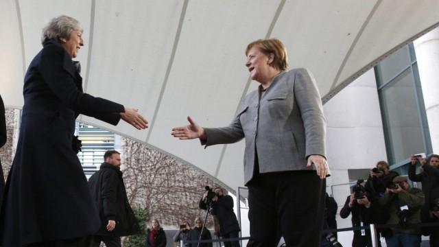 Politik Europäische Union Brexit-Abkommen