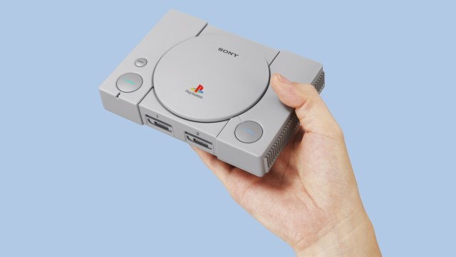 Games Angespielt: Playstation Classic