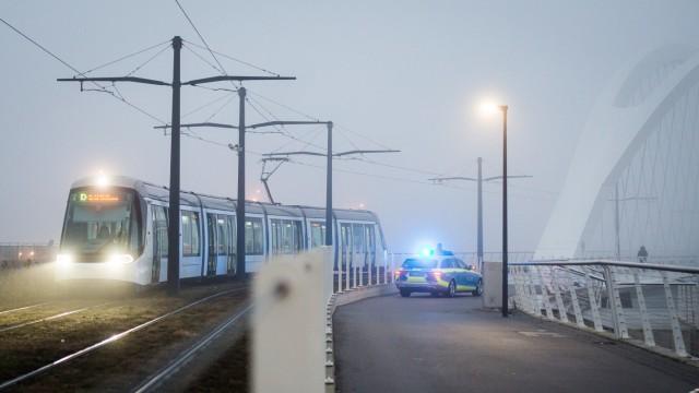 Anschlag in Straßburg - Grenzkontrollen Kehr