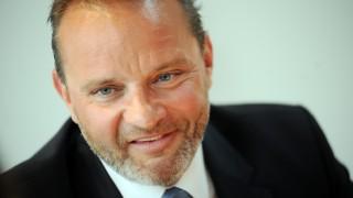 BayernLB-Vorstand Johannes-Jörg Riegler im Jahr 2015