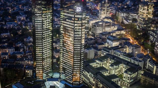 Quartalszahlen Deutsche Bank
