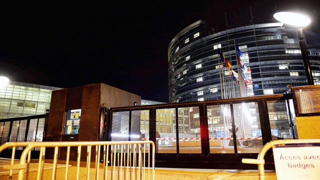 Politik Europäische Union Straßburg