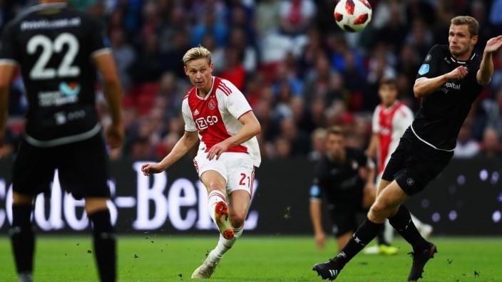 Ajax v Emmen - Eredivisie