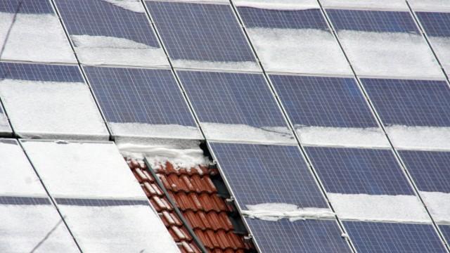 Energiewende Bayern Erneuerbare Energien