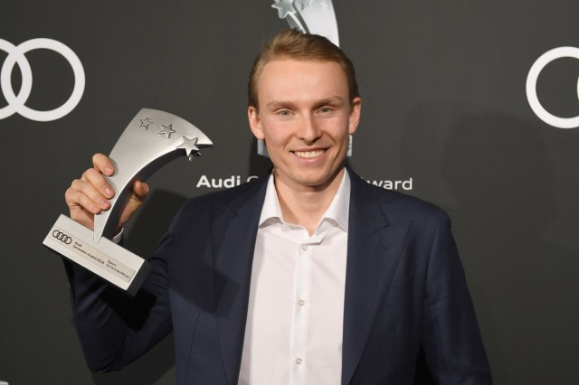 Verleihung des 'Audi Generation Awards'