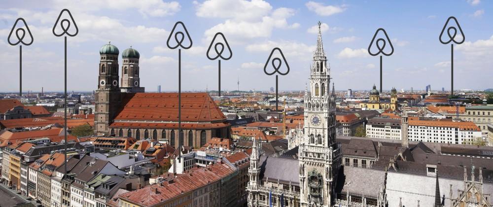 München - Marienplatz und Frauenkirche
