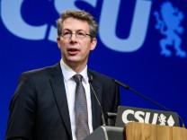Aufstellung der CSU-Liste zur Europawahl