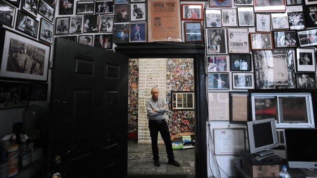 Gleason, one of the last of New York CityÕs thriving boxing gyms - NY