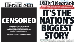 Journalismus Gerichtsprozess in Australien