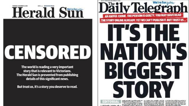 Journalismus Australien