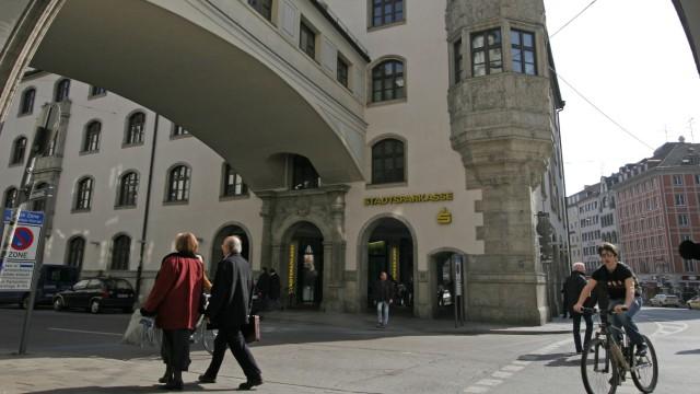 Zentrale der Münchner Stadtsparkasse, 2007