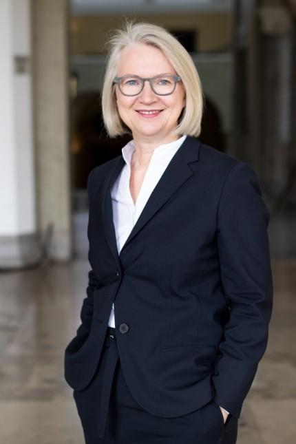 Professorin für Volkswirtschaftslehre, Monika Schnitzer, am 22.11.2018 in München.