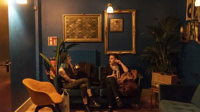 Der Folks Club an der Thalkirchner Straße in München