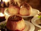 Bratapfel-mit-Marzipan-Haselnuss-und-Cassis 1