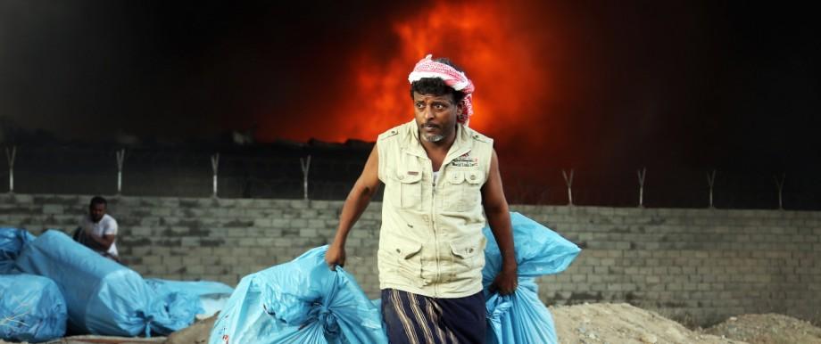 Internationale Zusammenarbeit Humanitäre Katastrophen