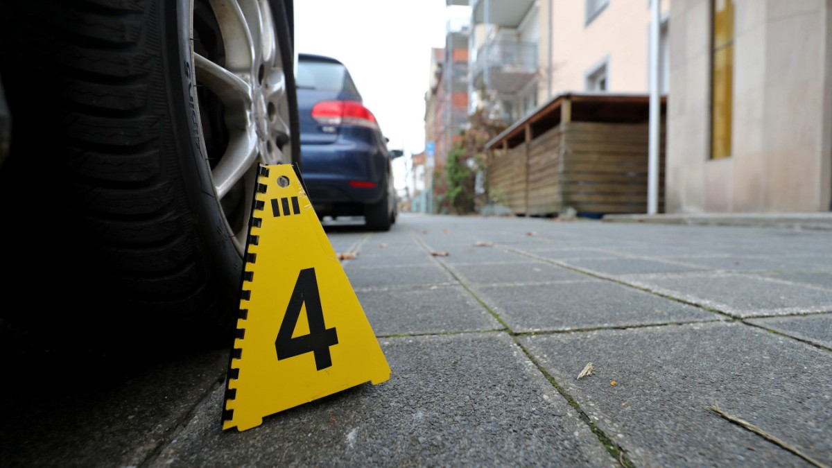 Nürnberg: Polizei findet Opfer-DNA am Tagmesser